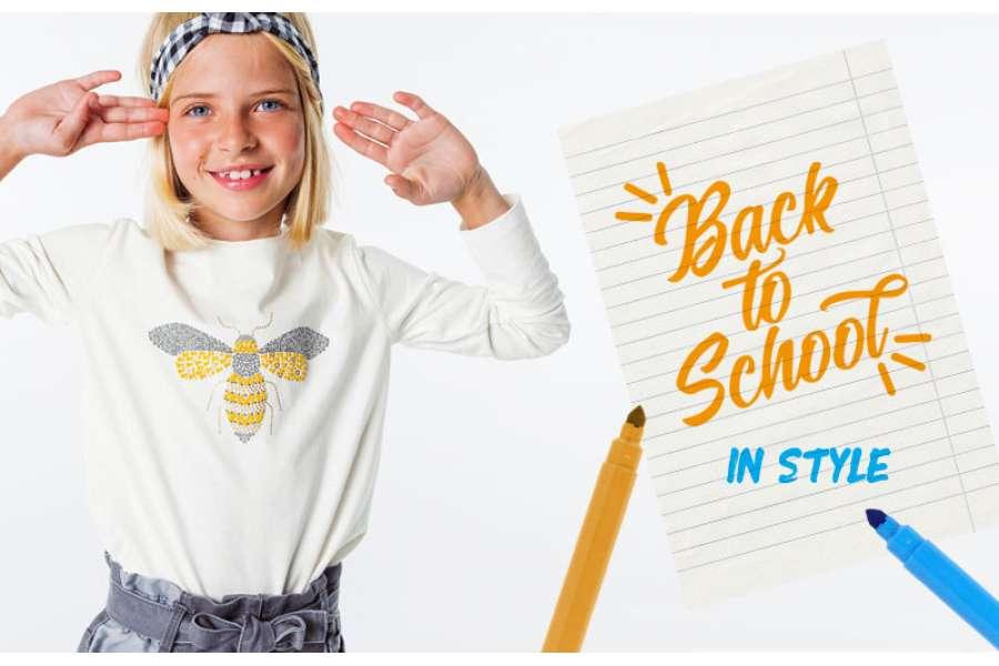Назад во училиште со стил: Во потрага по нови авантури и пријателства!